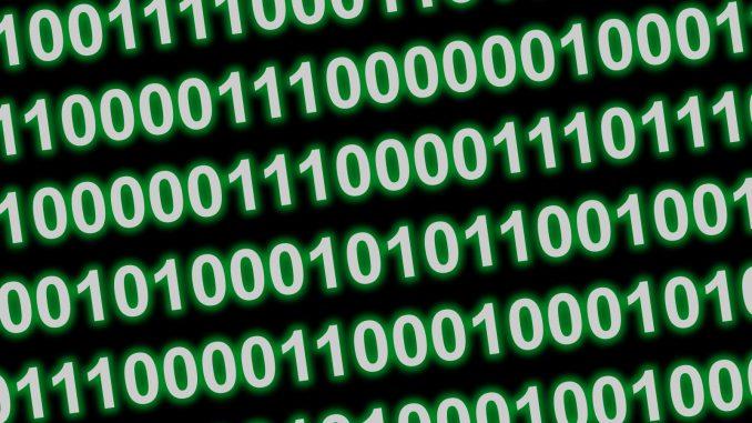 Daten IT Binär