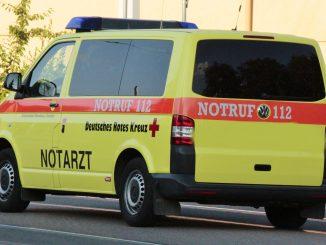 Notarzt Krankenwagen