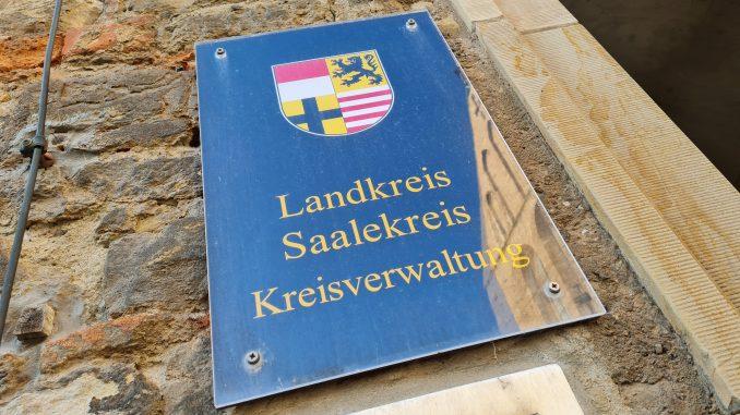 Saalekreis Verwaltung