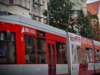 Tram Straßenbahn HAVAG