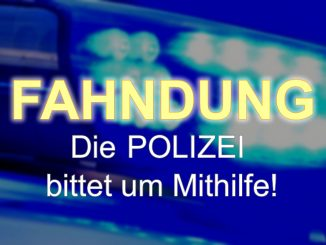 Fahndung Polizei